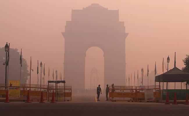 Delhi Air Pollution After Diwali
